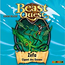 Zefa, Gigant des Ozeans (Beast Quest 7)
