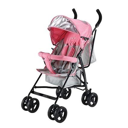 Y&XF Cochecito Infantil antivuelco de Lujo Cochecito de bebé recién ...
