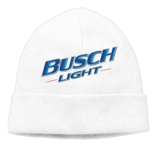 Amazon.com  Busch Light Hip Pop Skull Caps Beanie Hat  Clothing 6003beeaced6