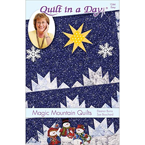 Quilt In A Day Magic Mountain Quilts: Eleanor Burns Signatur