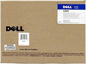 Dell K2885 Black Toner Cartridge W5300n Laser Printer