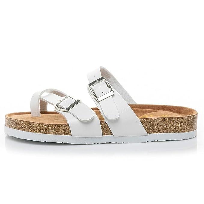 La MujerReturom Playa Sandalias Planos Para 2018 Zapatos De 76gbfYyv