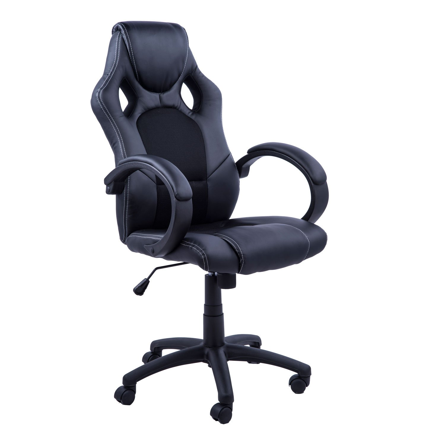 cloth without top ergonomic black wooden desk comfy office insight wheels best chairs chair tremendous