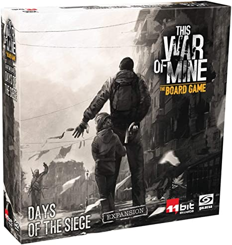 This War of Mine Wartime Diaries: Days of The Siege Exp.: Amazon.es: Juguetes y juegos