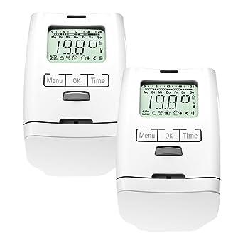 Wie kann ich meinen Thermostat aufhaken