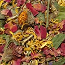 6x Blüten-Mix, f. Landschildkröten, Tierfutter