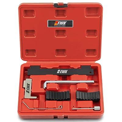 EWK 7 PCS Engine Camshaft Locking Alignment Timing Tool Kit for Chevy Cruze Alfa Romeo Fiat 16V 1.6 1.8 EN 6340: Automotive