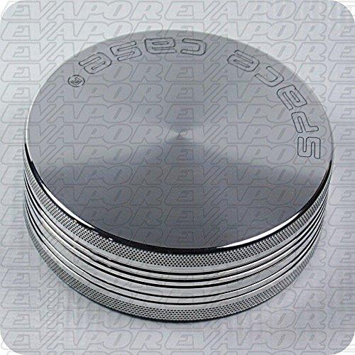 SPACE CASE Grinder Magnetic 2 Pc. Large