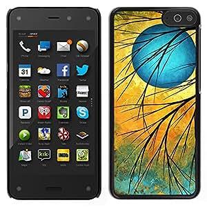 LECELL--Funda protectora / Cubierta / Piel For Amazon Fire Phone -- Signo Crepúsculo --