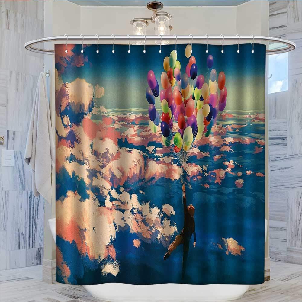 Amazon Com Adventure Fabric Bathroom Decor Set With Hooks Man