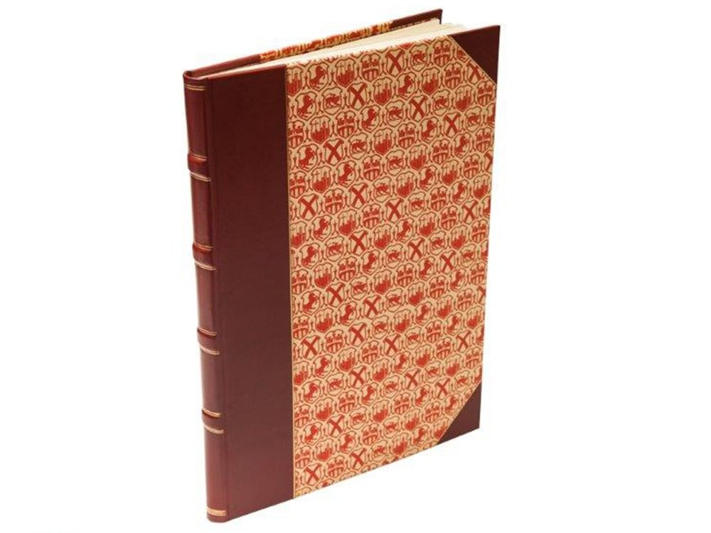 il Torchio - Hand-sewn guest book in leather and paper