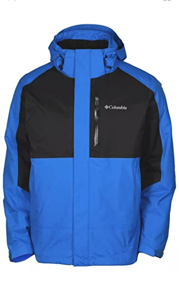 Amazon.com: Columbia Omni-Tech Rural Mountain II - Chaqueta ...