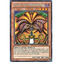 Yu-gi-oh! - Exodia The Forbidden One (Lcyw- En306) - Legendary Collection 3:Yugi's World - Limited Edition - Secret Rare