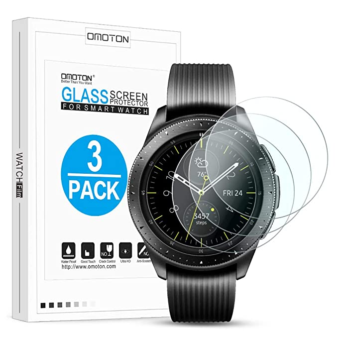 Amazon.com: Samsung Gear S2 Protector de visualización [3 ...