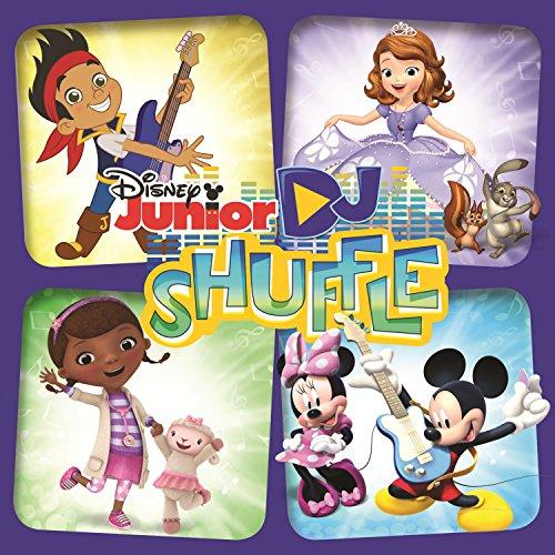 ... Disney Junior DJ Shuffle