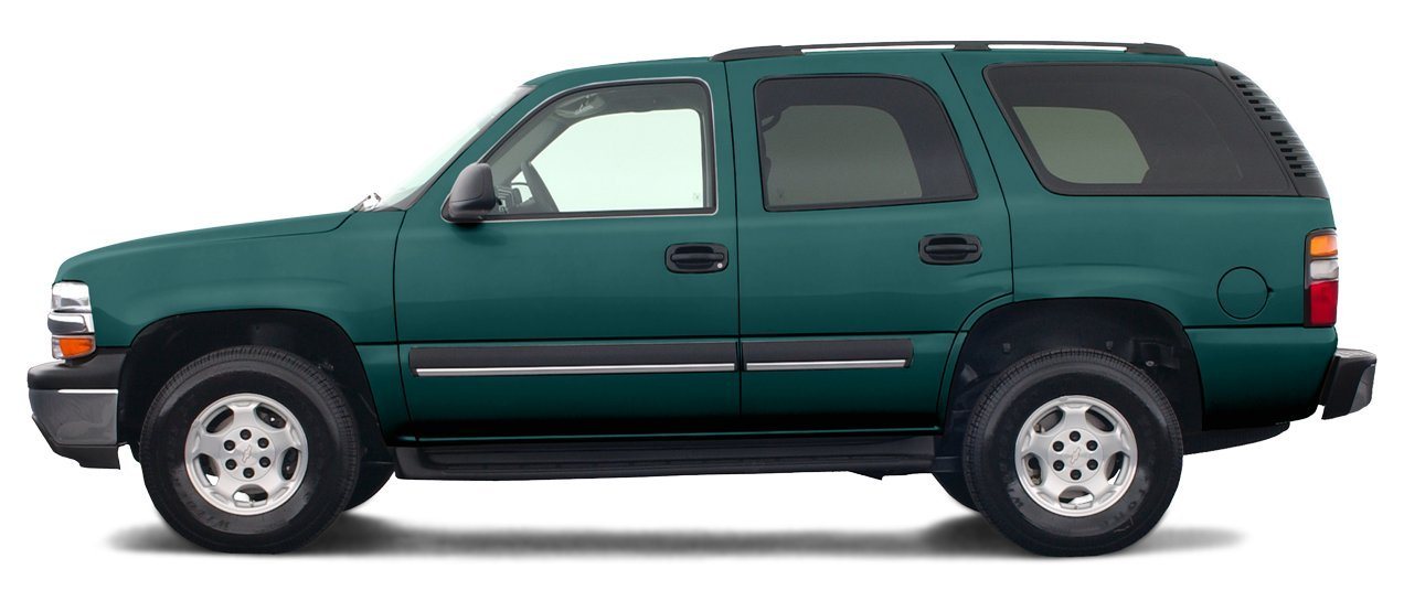 2005 chevrolet tahoe reviews images and specs vehicles. Black Bedroom Furniture Sets. Home Design Ideas