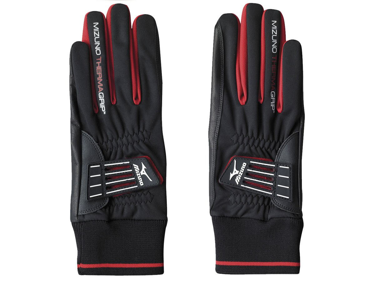 Ladies leather golf gloves uk - 2015 Ladies Mizuno Thermagrip Winter Playing Golf Windproof Thermal Gloves Pair