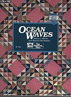 Let's Make Waves: Complete Instructions for Making Ocean Waves ... : ocean waves quilt - Adamdwight.com