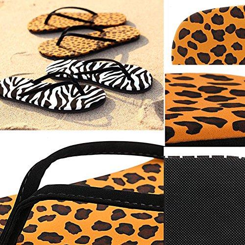 Frauen Flip Flops für Sommer Strand Sandalen Hausschuhe
