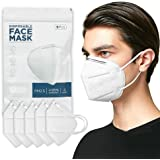 5PCS Face Mask, 4 Layer Breathable Earlooped Design Isolate Air Pollutants with TGA Certified (Shipped from Australia)