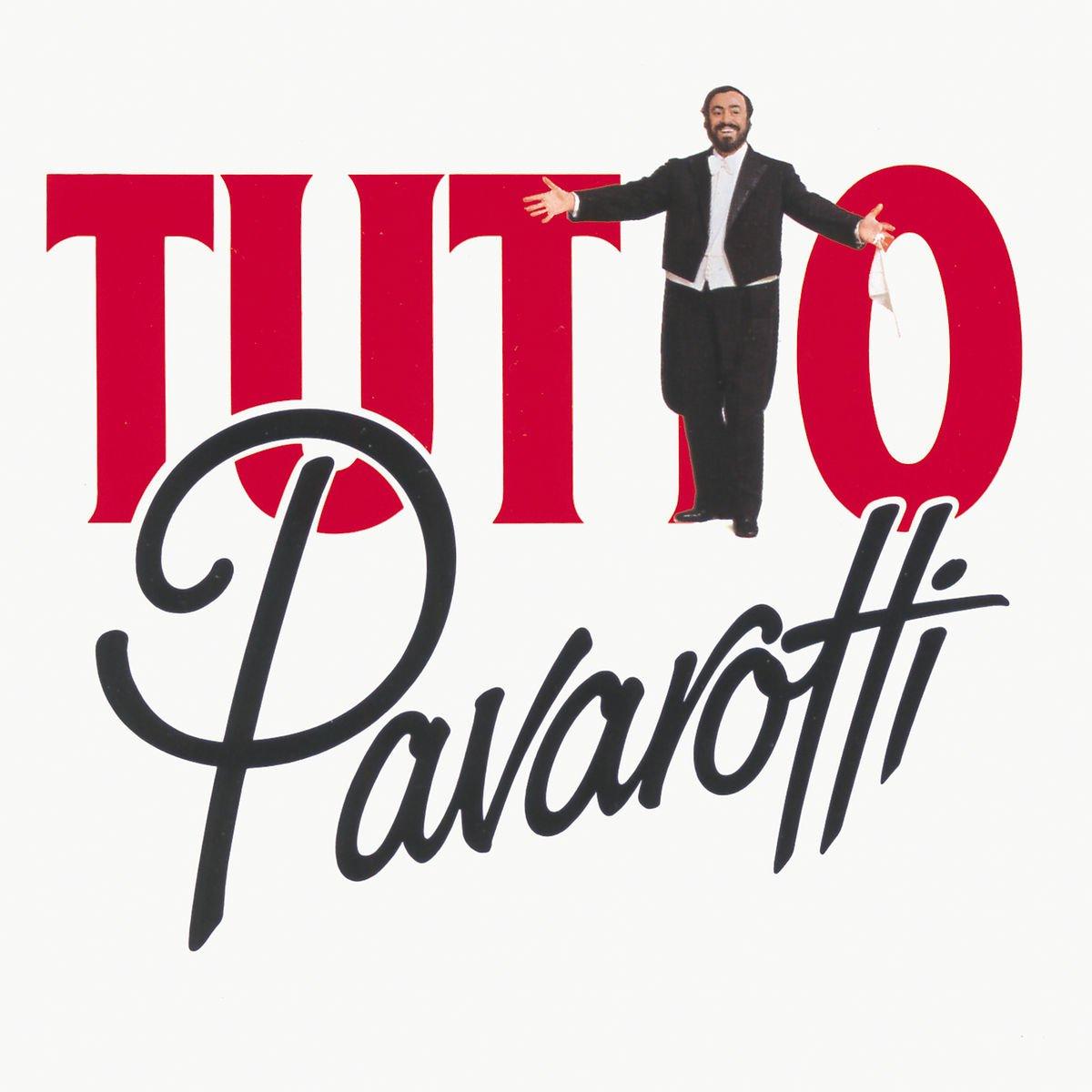 Pavarotti Cds