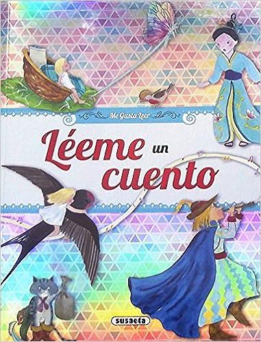 Léeme un cuento: Equipo Susaeta: 9788467750577: Amazon.com ...