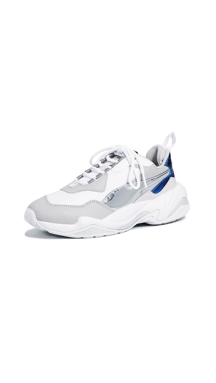 PUMA Women's Thunder Electric Sneakers B07CST167K 9.5 B(M) US Puma White/Grey Violet/White