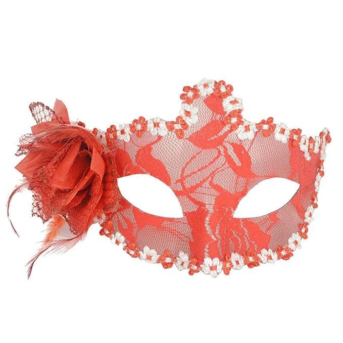 Amazon.com: WDSTA - Máscara veneciana para Halloween, color ...