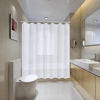 Amazon Jenave Waterproof Mold And Mildew Resistant PVEA Shower