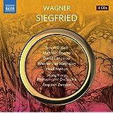 Richard Wagner: Siegfried [Simon ONeill; Matthias Goerne; David Cangelosi; Hong Kong Philharmonic Orchestra; Jaap van Zweden] [Naxos: 8660413-16]