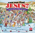 Can You Find Jesus? Introducing Your Child to the Gospel (Search & Learn Books)