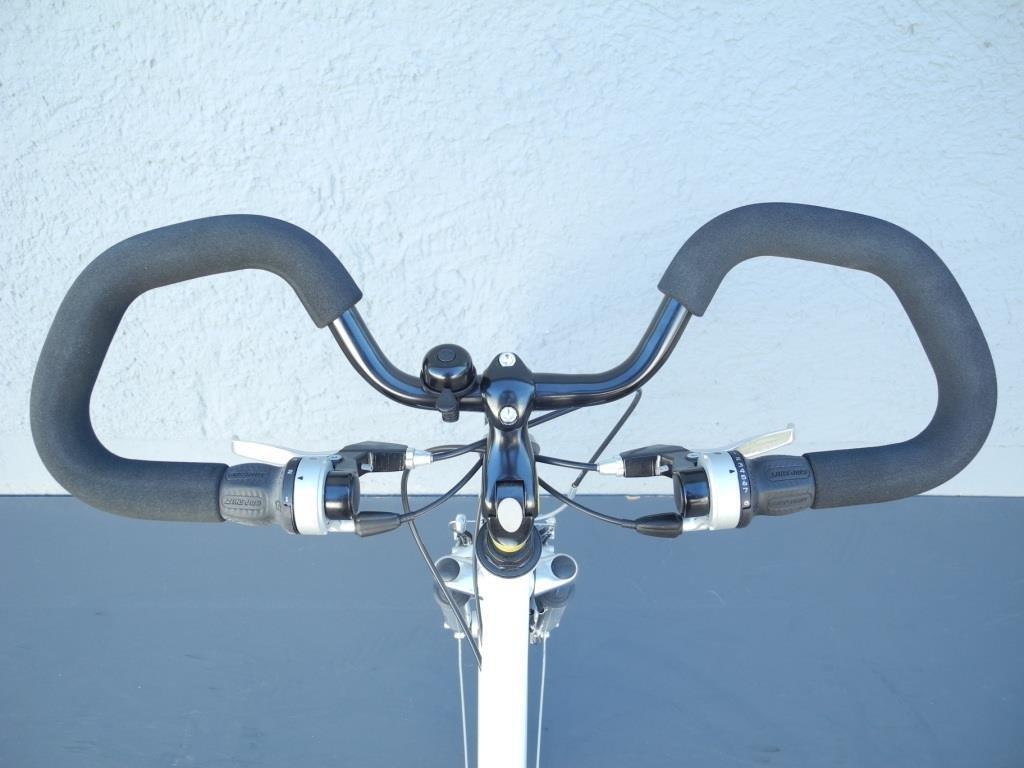 1 Paar Retro PU Leder Fahrrad Lenker Fahrrad Griff Bezüge Griffe Zubehör