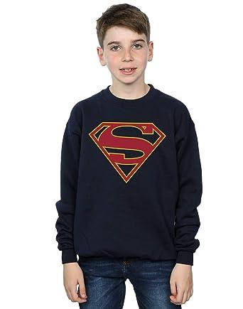 DC Comics Niños Supergirl Logo Camisa De Entrenamiento: Amazon.es: Ropa y accesorios