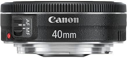 Lente EF 40mm f/2.8 STM, Canon, Lentes para Câmeras, Preta