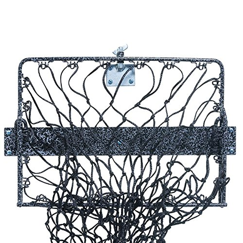 Tough-1 Hay Hoops Original Collapsible Wall Feeder w/Net B