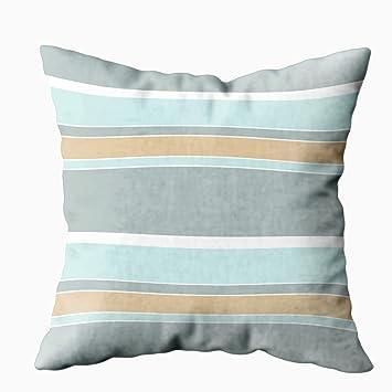 Amazon.com: EMMTEEY - Funda de almohada para sofá, diseño ...