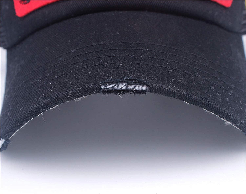 Ron Kite Summer Baseball Cap Embroidery Mesh Cap Hats for Men Women Hombre Hats Casual Hip Hop Caps Dad Black Red