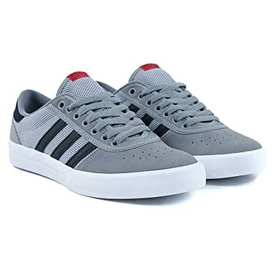 cf20387a570 adidas Lucas Premiere ADV Ch Solid Grey Core Black White  Amazon.co.uk   Shoes   Bags