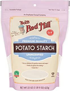 product image for Bob's Red Mill Gluten Free Potato Starch, 24 oz (Pack Of 2)