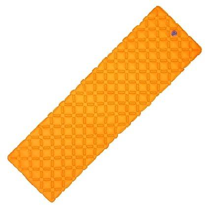 Colchoneta para Dormir Inflable Colchoneta para Colchoneta Plegable con Diseño De Hebilla única Compatible con Hamaca