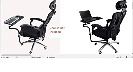 Terrific Ergonomic Keyboard Laptop Tablet Mouse Stand Holder Mount For Workstation Video Gaming Silver Alphanode Cool Chair Designs And Ideas Alphanodeonline