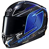 HJC Unisex-Adult Full-face-Helmet-Style RPHA-11 Pro PIXAR CARS Jackson Storm MC-2 Small