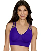 Hanes Womens Get Cozy Lace Pullover ComfortFlex Fit Wirefree Bra