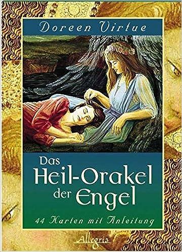 Das Heilorakel Der Engel 44 Karten Mit Anleitung Amazon De Doreen