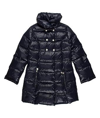 großes Sortiment am besten auswählen elegantes und robustes Paket Patrizia Pepe Daunenmantel - dunkelblau, Größe:10 Jahre ...