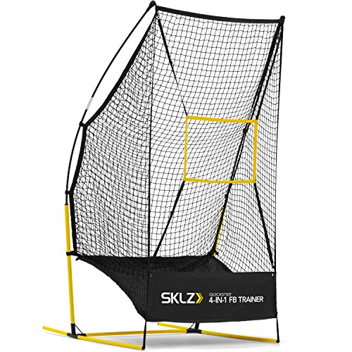 SKLZ Quickster 4-in-1 Multi-Skill Football Training Net by SKLZ