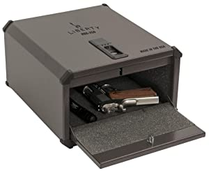 Liberty 9G HDX-250 Smart Vault Biometric Safe