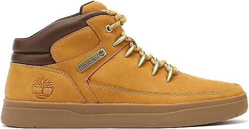 Timberland Davis Square Uomo Wheat Mid Hiker Sneaker