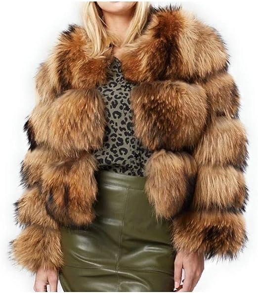 Lea Marie Damen Jacke aus 100% ECHTPELZ ECHTFELL Jacke Felljacke Pelzjacke Kira Gr. XS 3XL
