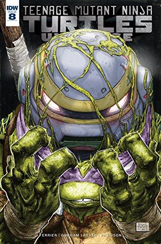 Teenage Mutant Ninja Turtles Universe #8